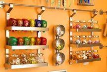 Ateliê - Craft Room / A funcionalidade de se ter um espaço para realizar nossas criatividades