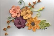 Papel - Paper Quilling