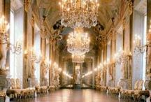 Wedding Venues : Places & Spaces / Castelli e Comuni, località e spazi ideali e speciali per ricevimenti di nozze.