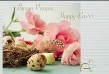 Merry Christmas, Happy New Year, Happy Easter / luci e colori delle festività