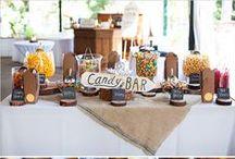 Candybars / Hier habe ich euch ein paar Inspirationen für schöne Candybars zusammengestellt. Viel Spaß beim stöbern :)
