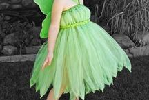 Party Tinkerbell / junipers 4th birthday party