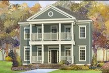 Our Builder Team / Premiere home designs by our team of seven award-winning builders: Homes By Dickerson, Lennar, Wynn Homes, Dan Ryan Builders, M/I Homes, Garman Homes and Fresh Paint by Garman.