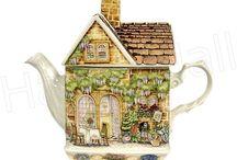 Just Tea / Tea Pots