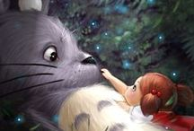 My Neighbour Hayao / All Things Ghibli!