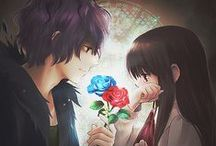 Пары из аниме