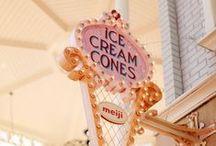 Ice Cream || Frozen Yogurt