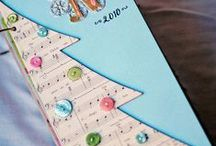 Christmas Card Inspirations / Christmas cards