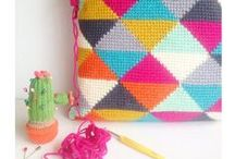 Crochet- Home / Crochet for around the home.