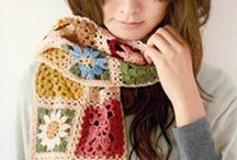 Crochet- Accessories / Beanies, scarves, socks & other crocheted accessories.