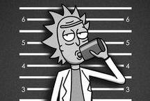 Wubba-Lubba-Dub-Dub!! / Rick & Morty Fan Art!