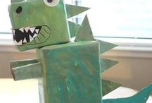 Dinosaur Crafts and Activities / Awesome dinosaurs Crafts and activities for kids!