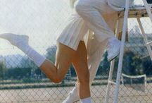 Tennis vintage style