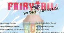 Fairy Tail Challenge