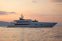 Luxury Yacht Charter / The fantastic collection of yachts available to charter from  Fraser Yachts
