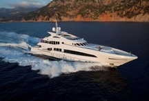 Monaco Yacht Show / The stunning collection of yachts to be exhibited at the Monaco Yacht Show 2012