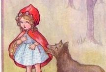 Little Red Riding Hood/ Petit Chaperon Rouge/ Roodkapje