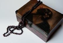 LaraEgaree / Soutache jewelry, bead embroidery jewelry, beading jewelry