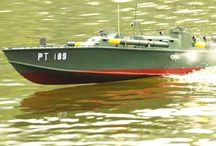 Radio controlled boats / by Phil Hauschild