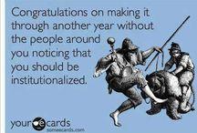 LOL / Funny!! / by Montana Blackstock