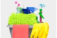 Household Tips / Handy household tips to help keep the place spic and span, as well as ingenious ideas!