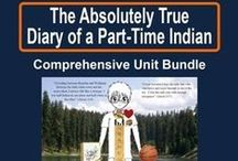The Absolutely True Diary of a Part-Time Indian / Life, the Universe, and Basketball