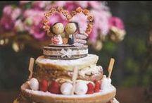 Bolos / Bolos de casamento , noivados e chás