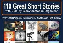 Short Stories for Middle & High School / This board is dedicated to all things short stories!