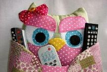 Owl / Owl art / by Beate Isabella Karsten