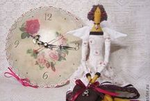Tilda Angel...dolls ... toys