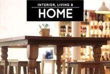 » Home & Living / Everything revolving around interior design, home, and living!