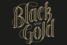 Black & Gold Deluxe / All Black. All Gold. Only Black & Gold. Http://blackgold-deluxe.tumblr.com