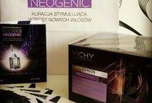Kampania VICHY DERCOS NEOGENIC / Poznaj innowacyjny i wyjątkowy produkt VICHY DERCOS NEOGENIC: kuracja stymulująca wzrost nowych włosów z opatentowaną cząsteczką Stemoxydine 5%. Dzięki niemu Twoje włosy odzyskają gęstość, a Ty znów poczujesz się pewnie i atrakcyjnie.