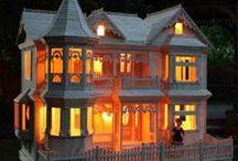 Dollhouse / by William Mitchell