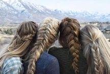 Hair / Very ideas for your hair! <3