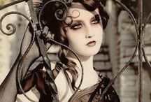 Steampunk/Victorian things
