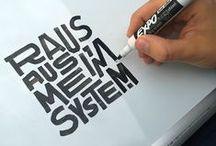 × typography