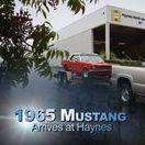 Haynes Project 50 / Videos of Haynes Project 50
