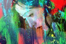 Lilaflight / Art photography by Elisabetta Francia