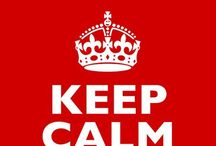 """""""Keep Calm"""" quotes"""