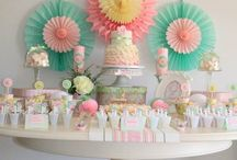 best of dessert tables / Some of our favorite inspiration pictures of amazing dessert tables for an event. / by Pretty Little Showers