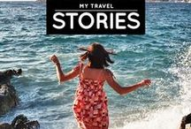 » My Travel Stories / Amazing, CRAZY, & unique: it's all here! Read about the fascinating experiences that I've had during my travels — all of which I will never ever forget! http://iAmAileen.com/destinations/#CrazyStories
