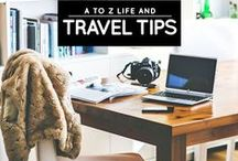 » Life & Travel Tips / A to Z HACKS: Tips not only about travel but also for fashion, beauty, love, travel, and life in general! View more at http://iAmAileen.com/life-travel-tips/