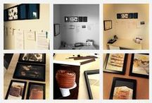 D I Y  your SPACE / I love creating decorations myself - always on the hunt for ideas with material that is readily available.