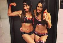 BELLA TWINS  / A board full of the Bella twins aka the best divas ever!!! / by Nicole Williams
