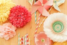 pretty little paper / Pretty & fun paper to use for your next party or shower. / by Pretty Little Showers