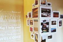 WALL SPACE / Fill your walls with character, atmosphere and a bit of yourself to create a welcoming home