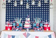 i'm miss american dream: red, white & blue / Pretty little things in red, white & blue & Fourth of July inspiration. / by Pretty Little Showers