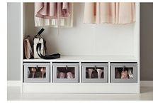 Style | Organization / OCD meet my closest.