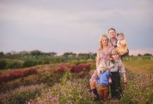 Inspiration | Family & Children Photography / Ideas for Family Photoshoots